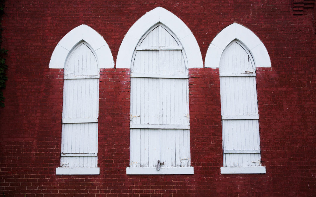 How is your congregation reinventing church?