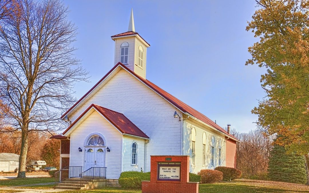 Thoughts on Small Church Re-openings