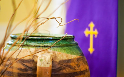 Holy Week Art, Readings, Prayers